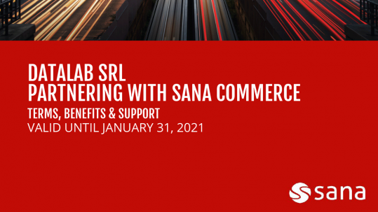 Sana: Collaborazioni Internazionali per soluzioni integrate E-Commerce